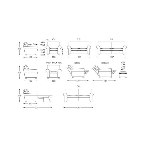 Machine Shed Woodbury by 100 Elwood Sofa Furniture Active Comfort