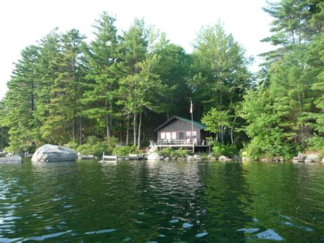 Leonard Lake Cottage For Sale by 5 Sand Cottages Nh Waterfront Listing By Buddy Pope Of