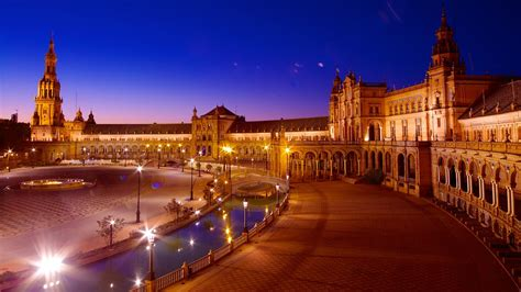 plaza de espana in seville expedia