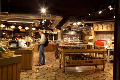 rustic and warm berman s bakery by studio yaron tal