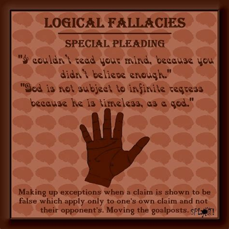 Logical Fallacy Exles Pin By Wright On Logic And Critical Thinking