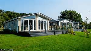 park homes would you downsize to a luxury 163 200 000 park home to