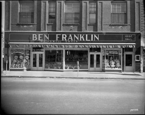ben franklin store a throwback to the five and dime a tribute to the old ben franklin 5 10s old photo