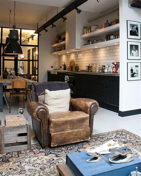 Salon Deco Industriel by 4 Astuces Pour Cr 233 Er Une D 233 Co Industrielle Shake My