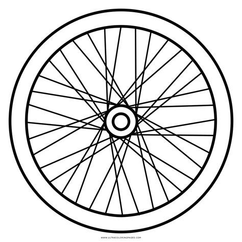 wheels coloring pages bike wheel page coloring pages