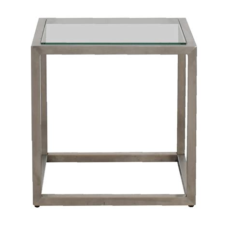 Glass Cube Coffee Table Quality Tables On Sale