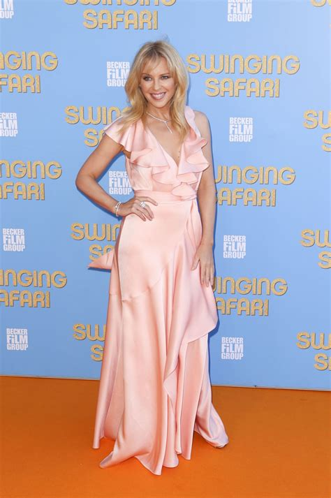 swinging in sydney kylie minogue at swinging safari premiere in sydney 12 13