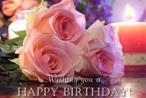 Happy Birthday Wishes Roses Happy Birthday Cards Free Happy Birthday Ecards Greeting