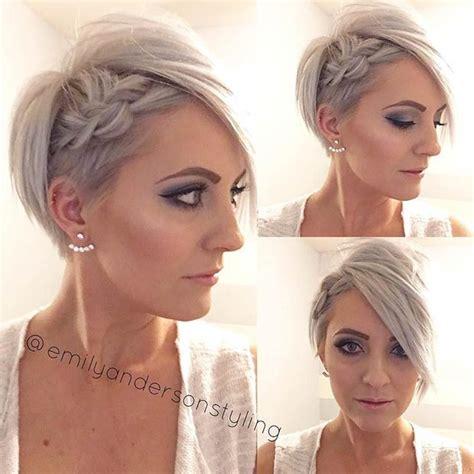Modele Cheveux Court