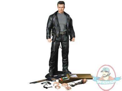 Toys Arnold T800 Brand New Terminator Figure toys terminator t 800 1 6 arnold schwarzenegger t2 of figures