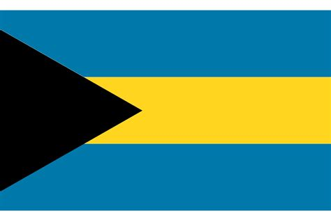 bahamas flag colors flag of the bahamas the symbol of islands and seashores