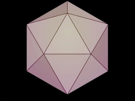 figuras geometricas de 10 lados como hacer un icosaedro f 225 cil y sencillo con su figura 3d