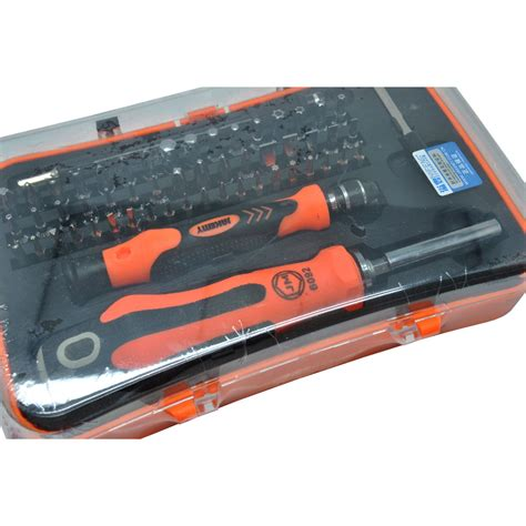 Jakemy 57 In 1 Professional Hardware Screwdriver Tool Kit Obeng Set jakemy 57 in 1 professional hardware screwdriver tool kit jm 6092a jakartanotebook