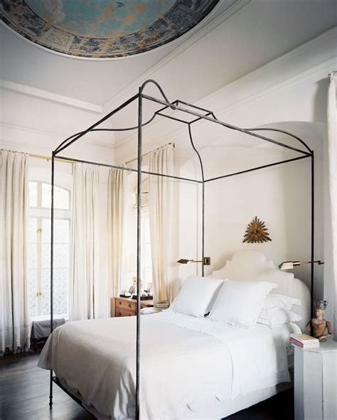 iron canopy bed frame for amazing of 25 best canopy bed