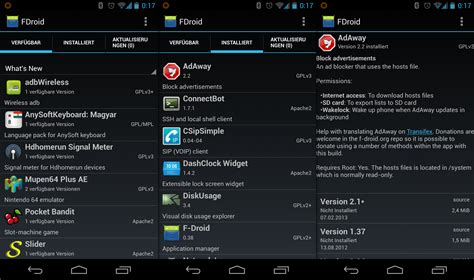 f droid apk gempak multimedia