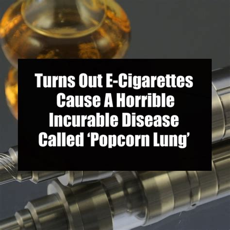 turns   cigarettes   horrible incurable disease