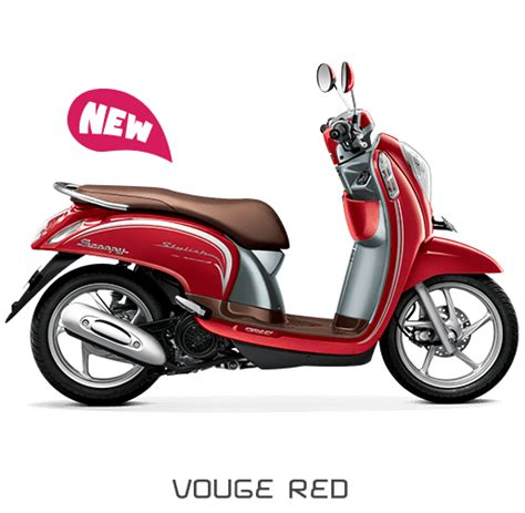 Aksesoris Garnish Lu Honda New Scoopy Fi Esp Iss Crome Ahm ahm tambah dua warna baru untuk honda scoopy esp anangcozz