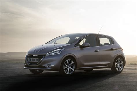 brand peugeot in4ride brand peugeot 208 hatches out