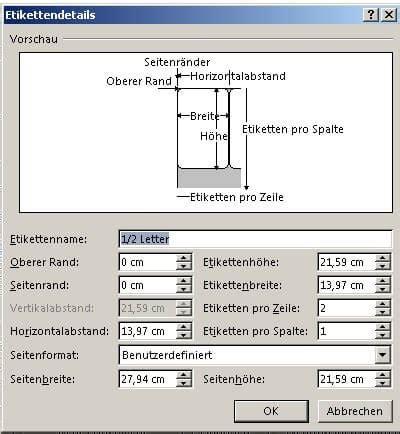 Etiketten Drucken Im Word by Etiketten Selbst Gestalten Und Drucken Printsachen De
