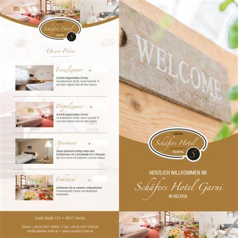 design flyer hotel flyer design f 252 r sch 228 fers hotel 187 flyer design 187 briefing