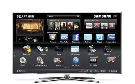 Tv Samsung Smart Tv samsung presenta impresionantes smart tv ilmaistro