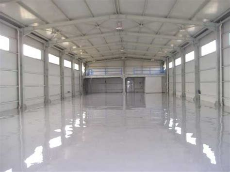 Ktisofloor   Self leveling epoxy floor coating for