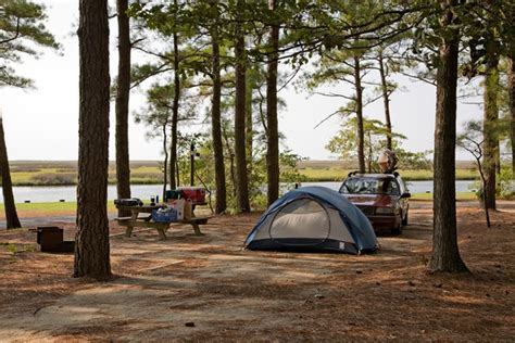 Janes Island State Park Cabins by Janes Island State Park