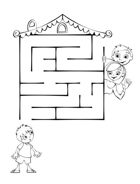 printable maze preschool easter mazes the activities for preschoolers 2 easter