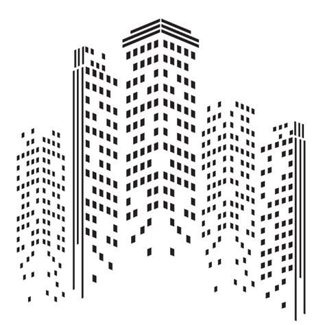 vinilo decorativo siluetas ventanas edificios