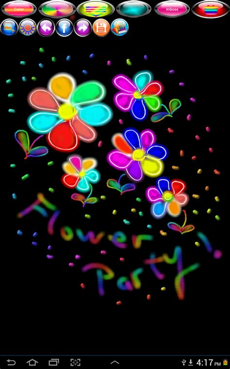 glow doodle drawing pad doodle draw paint android apps on play