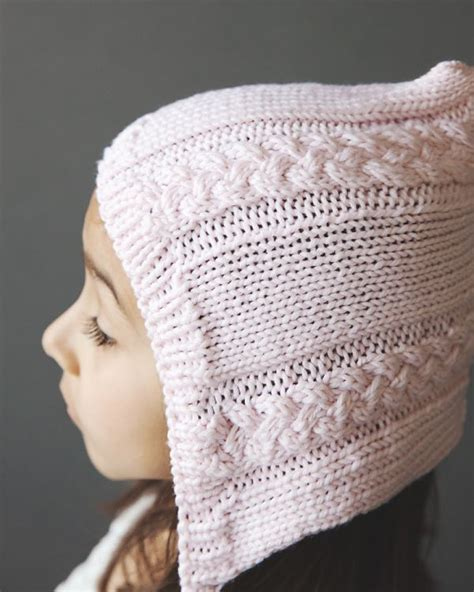free pixie hat knitting pattern free cable knit pixie hat pattern knit eresting