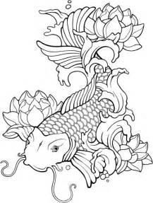 cartoon vis tattoo plantillas para tatuajes del pez koi batanga