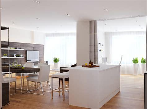 ideas for kitchen diners walnut white kitchen diner interior design ideas