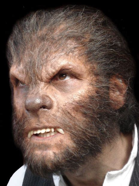 ultimate werewolf tutorial 15 best images about werewolf costumes on pinterest