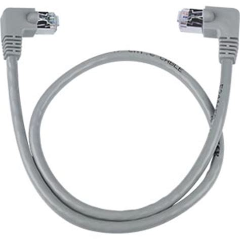 Rj45 Boot Cover Merah 330 1463 cat6 right left angle ethernet cable 90 degree shielded patch 3 ft