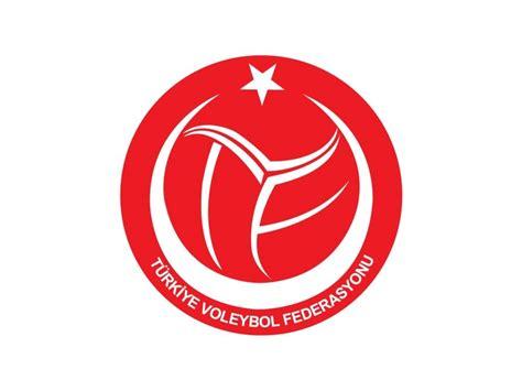tuerkiye voleybol federasyonu vector logo goeruentueler ile