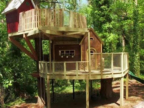 Treehouse For Backyard by World S Best Treehouse Design For Hgtv
