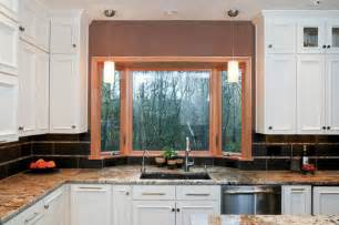 Bow Window Curtains Ideas feltham hayes kitchen remodel traditional kitchen