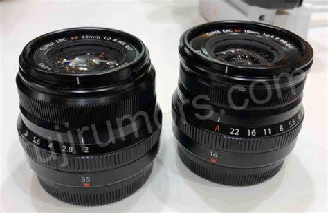 Fujifilm Fujinon Xf35mm F1 4 R fujinon xf35mm f1 4 r archives fuji rumors