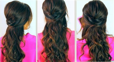 a and easy hairstyle i can fo myself hairstyles i can do myself