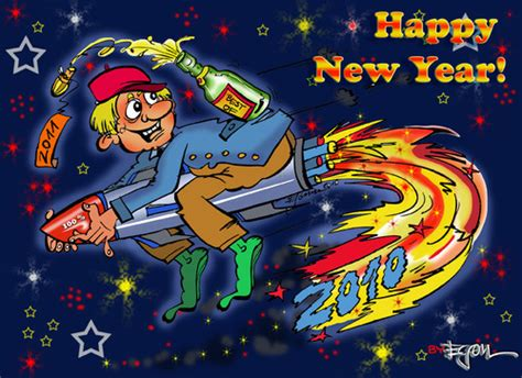 philosophy of new year happy new year by cartoonist egon philosophy