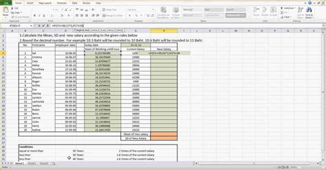 Salary Template Excel 5 Salary Increase Template Excel Simple Salary Slip