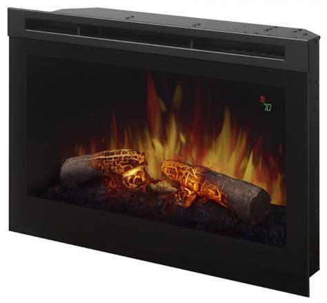 25 quot dimplex realistic log electric fireplace insert dfr2551l