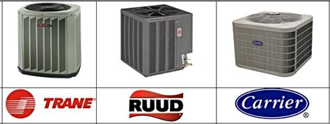 Top Air Conditioning Unit Brands - trane vs carrier vs ruud which is the best residential