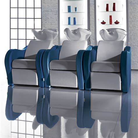 salon sink and station combo salon ambience wu128 luxury sofa salon sink and 2 chair combo