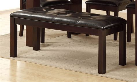 lee bench lee 49 quot bench from homelegance 2528 13 coleman furniture