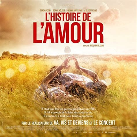 film love history the history of love soundtrack released film music