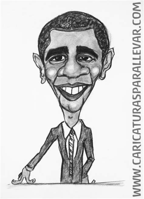 imagenes a blanco y negro de caricaturas caricatura de barack obama caricaturas personalizadas