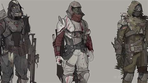 Making Resume For First Job by Bungie S Gdc 2013 Destiny Characters