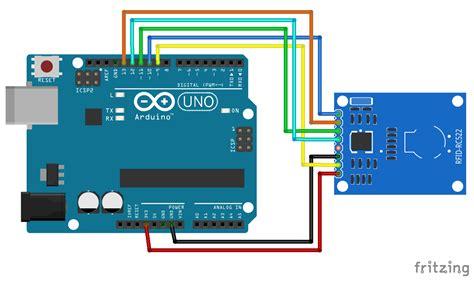 tutorial arduino rfid arduino er arduino uno rfid rc522 mfrc522 library